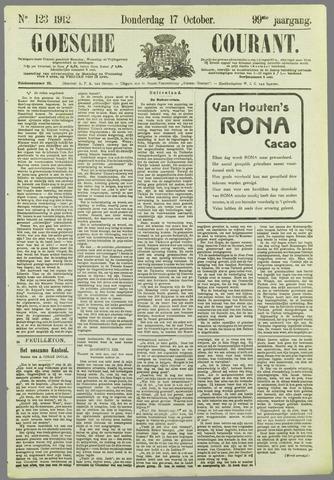 Goessche Courant 1912-10-17