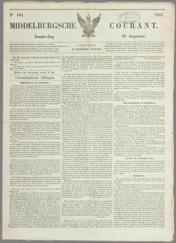 Middelburgsche Courant 1861-08-29