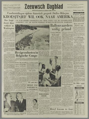 Zeeuwsch Dagblad 1959-01-06