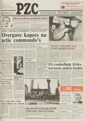 Provinciale Zeeuwse Courant 1984-12-10