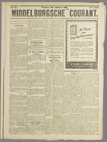 Middelburgsche Courant 1927-10-28