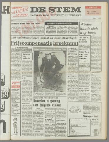de Stem 1977-01-07