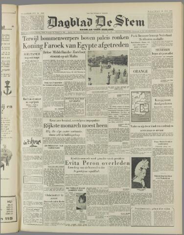 de Stem 1952-07-28