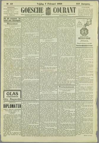 Goessche Courant 1930-02-07