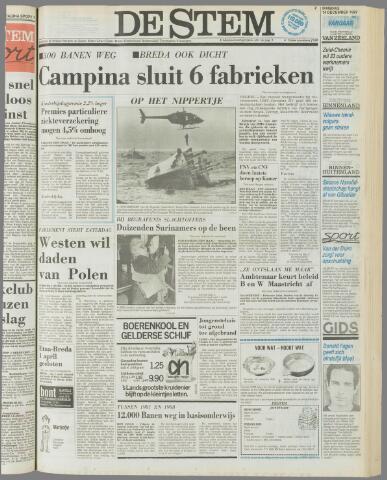 de Stem 1982-12-14