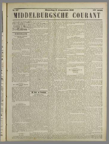 Middelburgsche Courant 1919-08-11