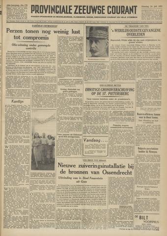 Provinciale Zeeuwse Courant 1951-07-24