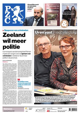 Provinciale Zeeuwse Courant 2017-02-15