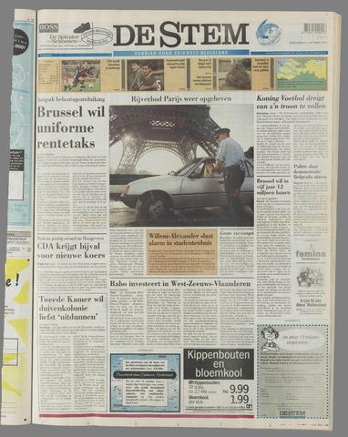 de Stem 1997-10-02