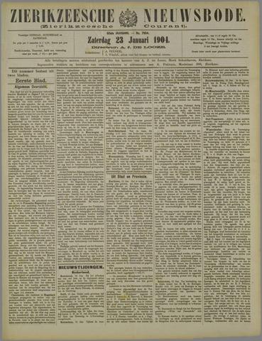 Zierikzeesche Nieuwsbode 1904-01-23