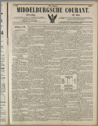 Middelburgsche Courant 1903-05-23