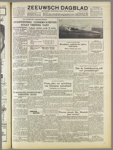 Zeeuwsch Dagblad 1951-10-26
