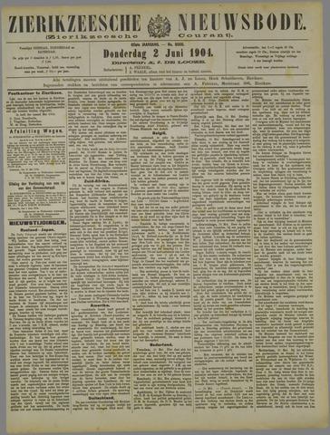 Zierikzeesche Nieuwsbode 1904-06-02