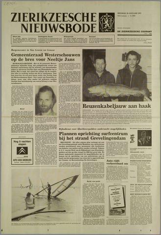 Zierikzeesche Nieuwsbode 1987-01-20