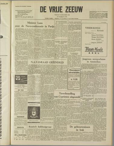 de Vrije Zeeuw 1958-12-19