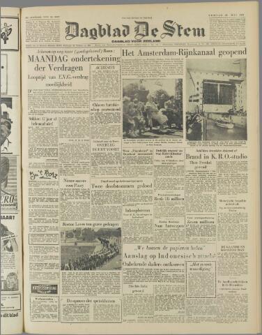 de Stem 1952-05-23
