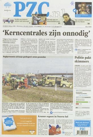 Provinciale Zeeuwse Courant 2009-02-09