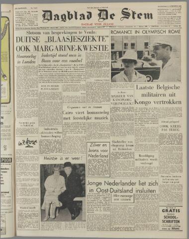 de Stem 1960-08-31