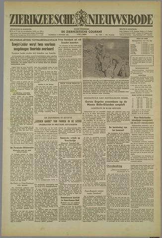 Zierikzeesche Nieuwsbode 1952-10-04
