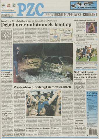 Provinciale Zeeuwse Courant 1999-05-31