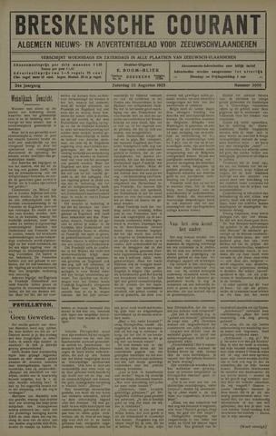 Breskensche Courant 1925-08-22