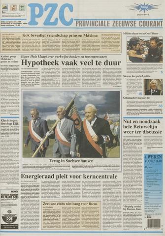Provinciale Zeeuwse Courant 1999-09-02