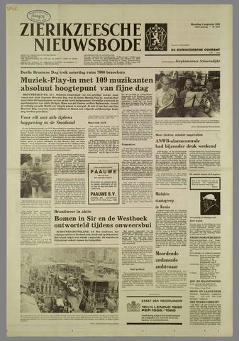 Zierikzeesche Nieuwsbode 1982-08-02