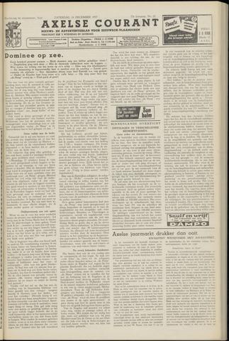 Axelsche Courant 1957-12-14