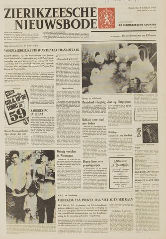 Zierikzeesche Nieuwsbode 1973-02-08