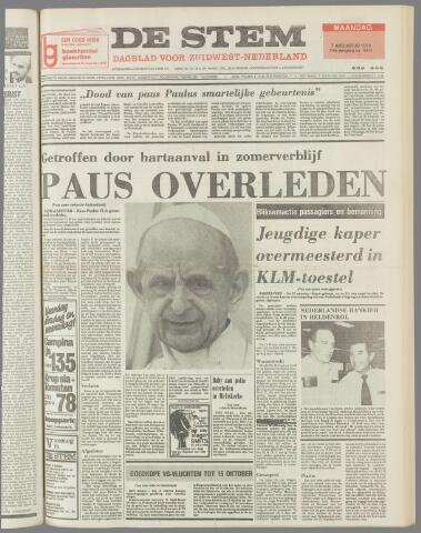 de Stem 1978-08-07