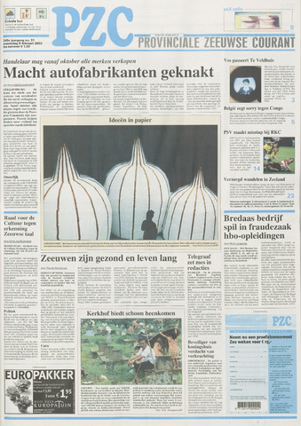 Provinciale Zeeuwse Courant 2002-02-06