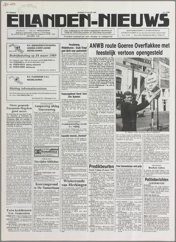 Eilanden-nieuws. Christelijk streekblad op gereformeerde grondslag 1989-03-21