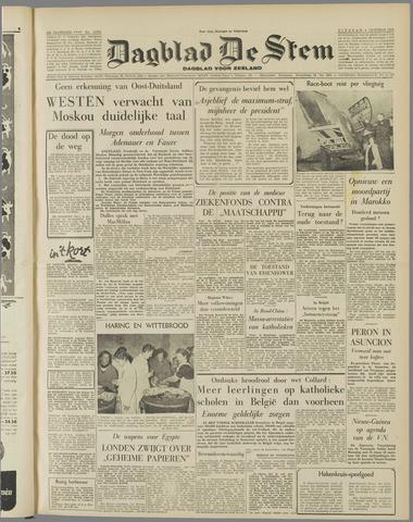 de Stem 1955-10-04
