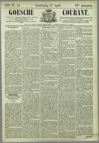 Goessche Courant 1906-04-12