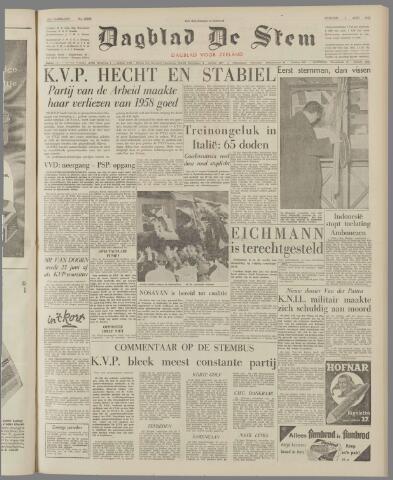de Stem 1962-06-01