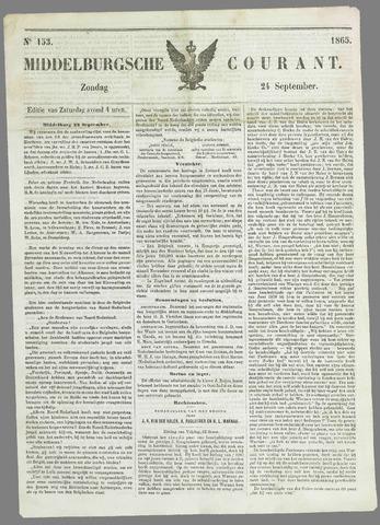 Middelburgsche Courant 1865-09-24