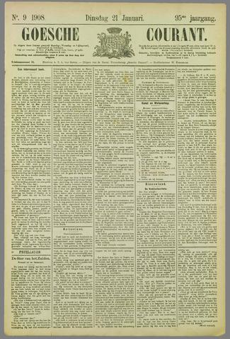 Goessche Courant 1908-01-21