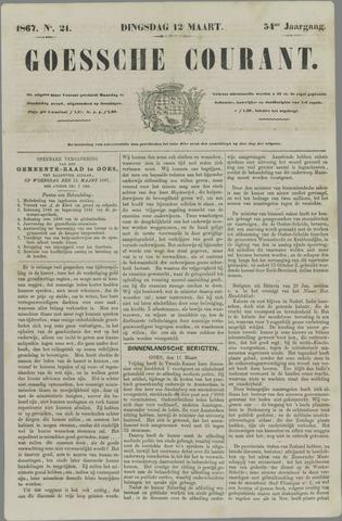 Goessche Courant 1867-03-12
