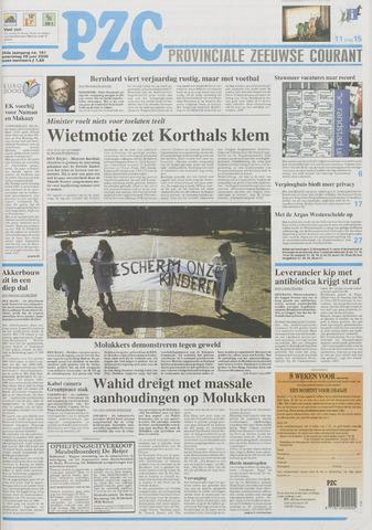 Provinciale Zeeuwse Courant 2000-06-28