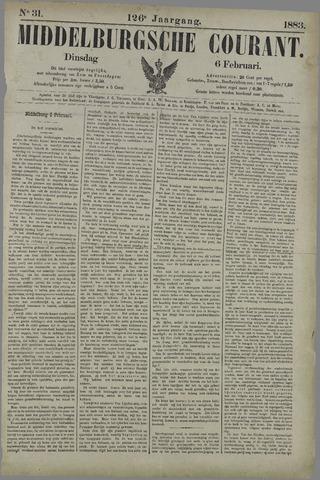 Middelburgsche Courant 1883-02-06