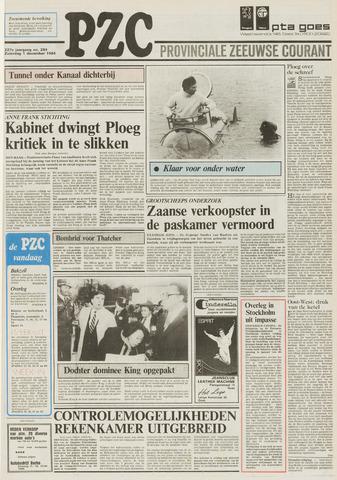 Provinciale Zeeuwse Courant 1984-12-01