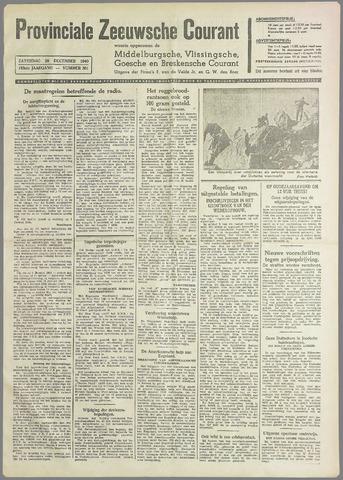 Provinciale Zeeuwse Courant 1940-12-28