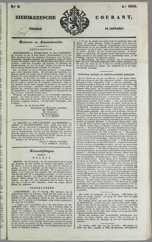 Zierikzeesche Courant 1844-01-19