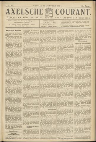 Axelsche Courant 1934-10-19