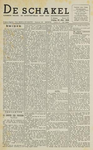 De Schakel 1949-07-22