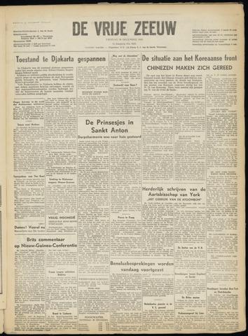 de Vrije Zeeuw 1950-12-29