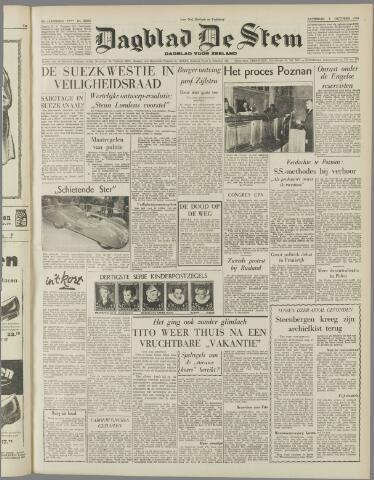 de Stem 1956-10-06