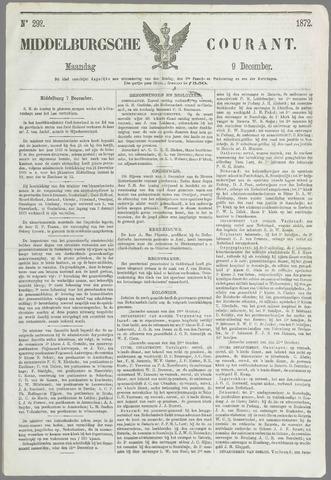 Middelburgsche Courant 1872-12-09