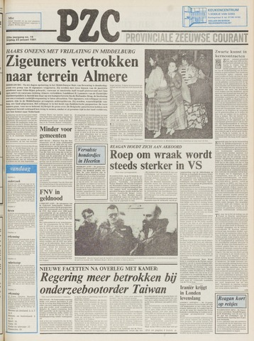 Provinciale Zeeuwse Courant 1981-01-23