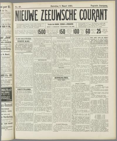 Nieuwe Zeeuwsche Courant 1913-03-08